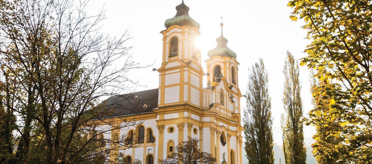 Stift Wilten in Innsbruck