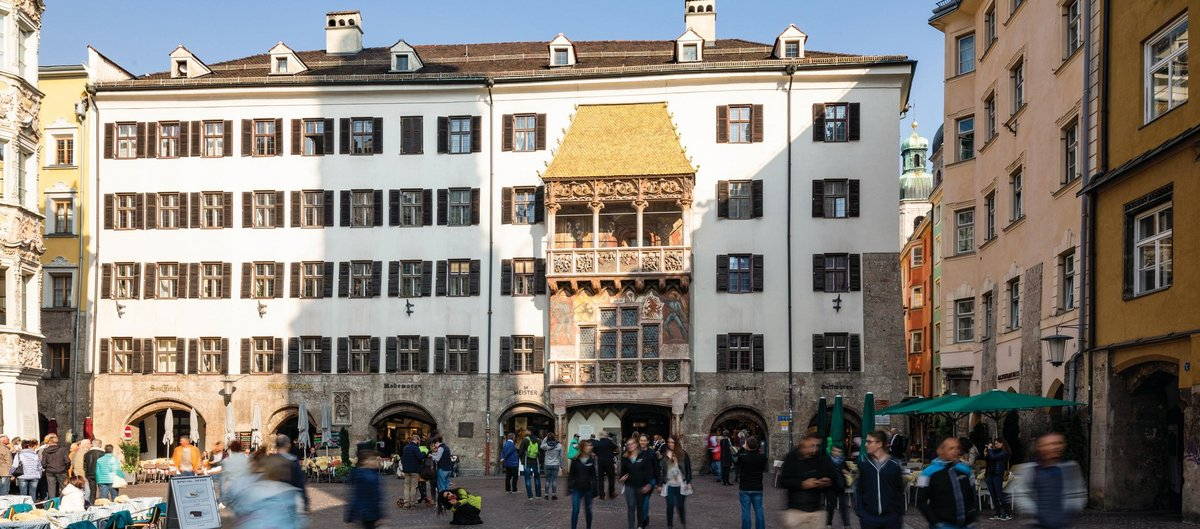 Goldenes Dachl in Innsbruck