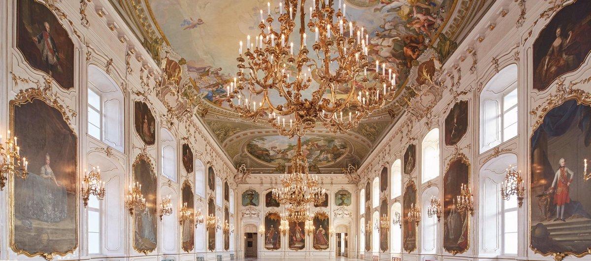 Kaiserliche Hofburg Innsbruck - Prunksaal